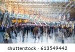 london  uk   november 30  2016  ... | Shutterstock . vector #613549442