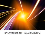 abstract background with... | Shutterstock . vector #613608392