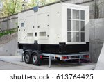 Industrial Diesel Generator....