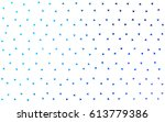 light blue vector of small... | Shutterstock .eps vector #613779386