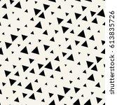 minimal graphic geometric... | Shutterstock .eps vector #613835726