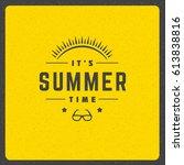summer holidays poster design...