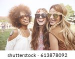 laugh out loud until you can | Shutterstock . vector #613878092
