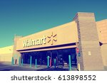 ridgecrest  united states  ... | Shutterstock . vector #613898552