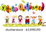 children set | Shutterstock .eps vector #61398190