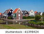 Old Fishing Green Cottages On...