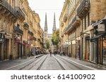 bordeaux  france   september 30 ... | Shutterstock . vector #614100902