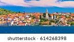kali village waterfront...   Shutterstock . vector #614268398