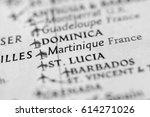 martinique   Shutterstock . vector #614271026