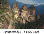 The Three Sisters Rock...