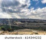 Overlooking A Jewish Graveyard...