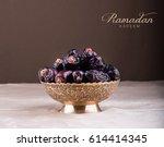 ramadan kareem | Shutterstock . vector #614414345
