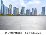 panoramic skyline and buildings ... | Shutterstock . vector #614431328