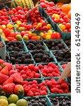 Fresh Market Produce At An...