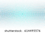 light blue vector modern... | Shutterstock .eps vector #614495576