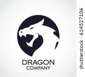 Dragon Head Negative Shape...