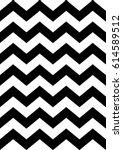 zig zag pattern  texture.... | Shutterstock .eps vector #614589512