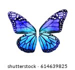 Watercolor Sparkle Wings Of...
