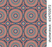 seamless pattern. colorful... | Shutterstock . vector #614702072