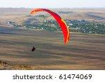 Paraglider Flight In Crimea ...