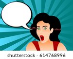 an illustration of a vintage... | Shutterstock . vector #614768996