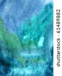 Deep Dark Blue Background....