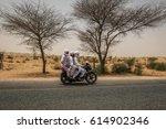 jaisalmer  india   may 3  2016  ... | Shutterstock . vector #614902346