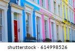 Colorful Houses Off Portobello...