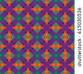 the geometric texture. boho... | Shutterstock .eps vector #615030536