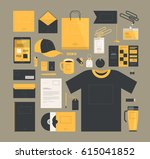 business marketing. corporate... | Shutterstock .eps vector #615041852