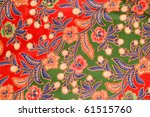 abstract bright textile in...   Shutterstock . vector #61515760