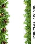 Christmas Green Framework...