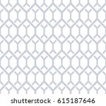 abstract geometric pattern with ... | Shutterstock .eps vector #615187646