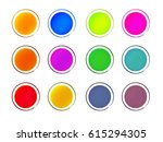 this is color syrup on  white... | Shutterstock . vector #615294305