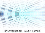 light blue vector banners set... | Shutterstock .eps vector #615441986