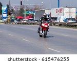 sofia  april 1  participants in ... | Shutterstock . vector #615476255