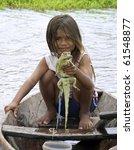 Amazon River   Circa September...