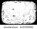 grunge black and white urban... | Shutterstock .eps vector #615550982