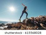 running man   Shutterstock . vector #615568028