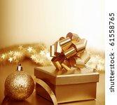 christmas card | Shutterstock . vector #61558765