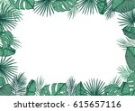 hand drawn vector illustration  ... | Shutterstock .eps vector #615657116