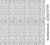 vector tie dye seamless pattern.... | Shutterstock .eps vector #615672755