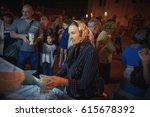 rostov  russia   april 2016 ... | Shutterstock . vector #615678392