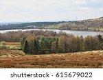 watergrove reservoir  wardle ... | Shutterstock . vector #615679022