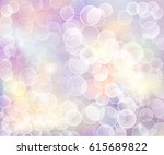 bright holographic background... | Shutterstock .eps vector #615689822