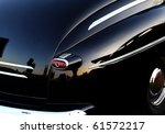 closeup of a classic vintage car   Shutterstock . vector #61572217