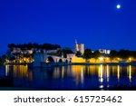 Panoramic View Of Avignon Papa...