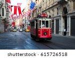 istanbul  turkey   july 30 ... | Shutterstock . vector #615726518