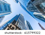 buildings in sydney center | Shutterstock . vector #615799322