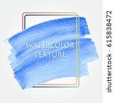 vector texture of watercolor....   Shutterstock .eps vector #615838472